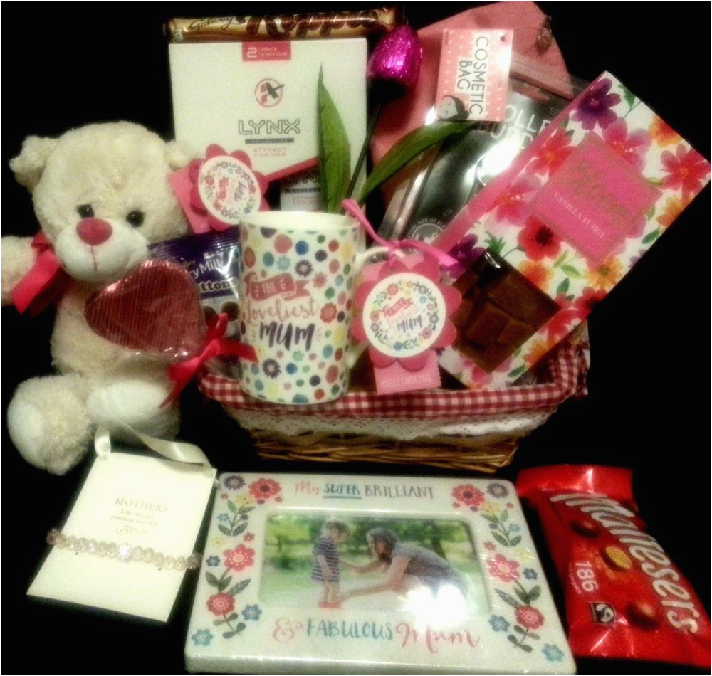 Chocolate Birthday Gifts For Her Mothers Day Gift Hamper Chocolates Mom