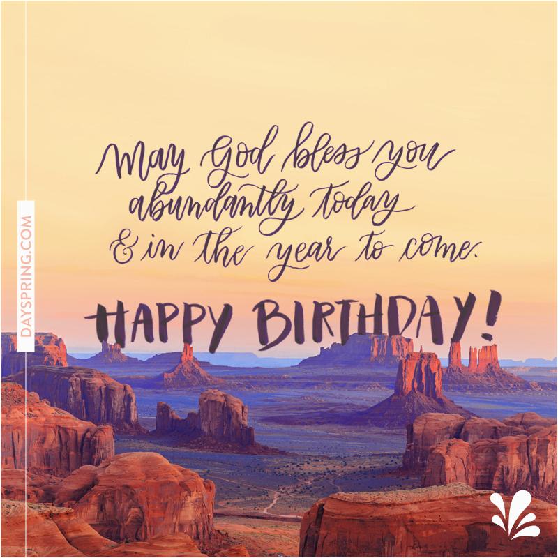 Christian Birthday Cards For Men Abundant Ecards Dayspring