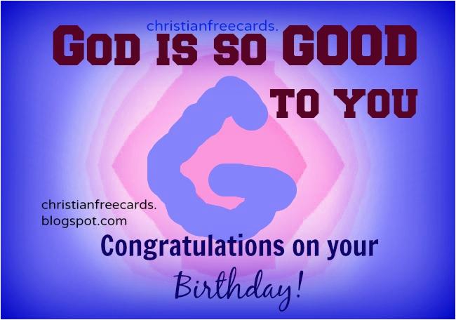 Christian Happy Birthday Quotes For Men