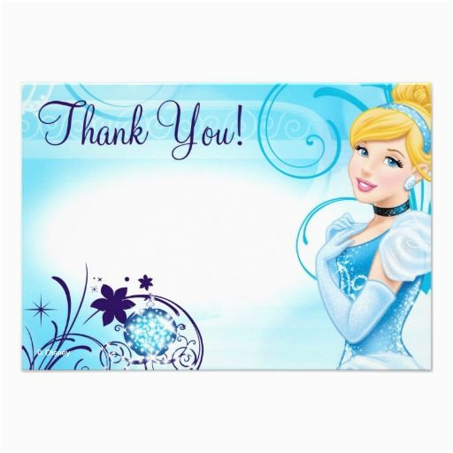 karri best price cinderella 3 thank you cards