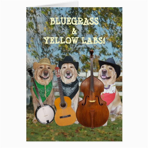 country music labs customizable birthday card zazzle