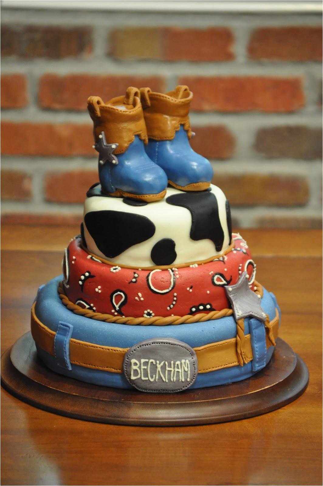 Cowboy Birthday Cake Decorations Cowboy Birthday Party Ideas events to Celebrate