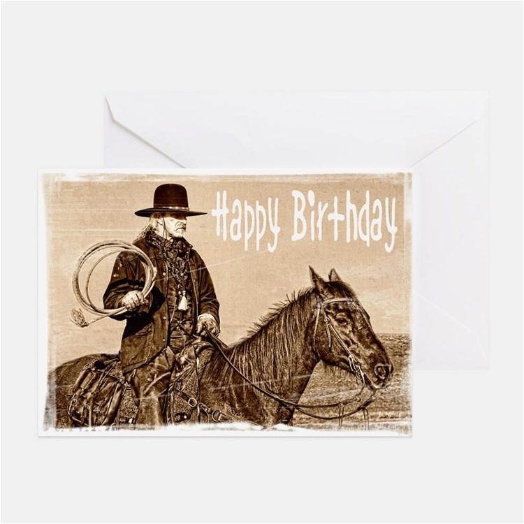 cowboy birthday greeting cards card ideas sayings