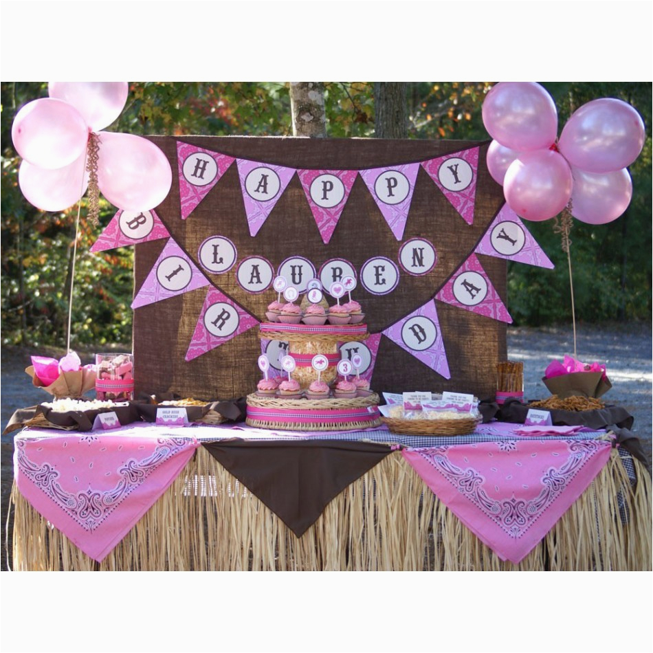 cowboy cowgirl parties