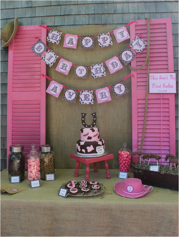 trends incredible cowgirl parties