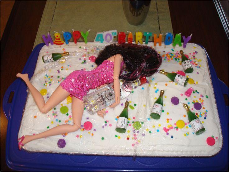 Best 10 Funny Birthday Cakes Ideas 22