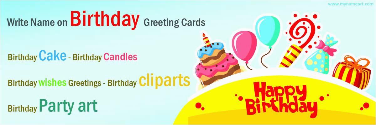 create birthday card online with name 101 birthdays