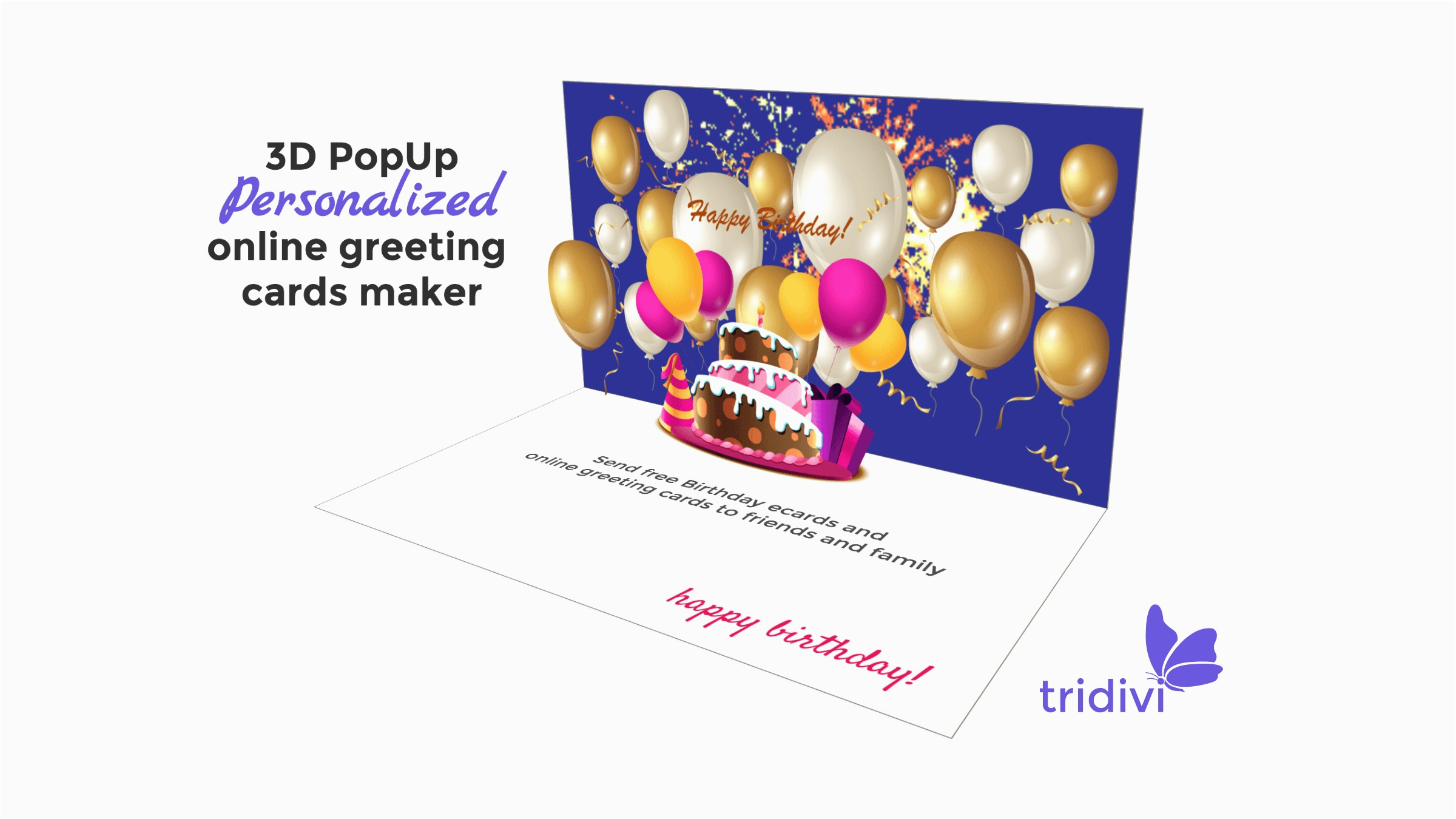 50 Elegant Create Your Own Birthday Card Online Free