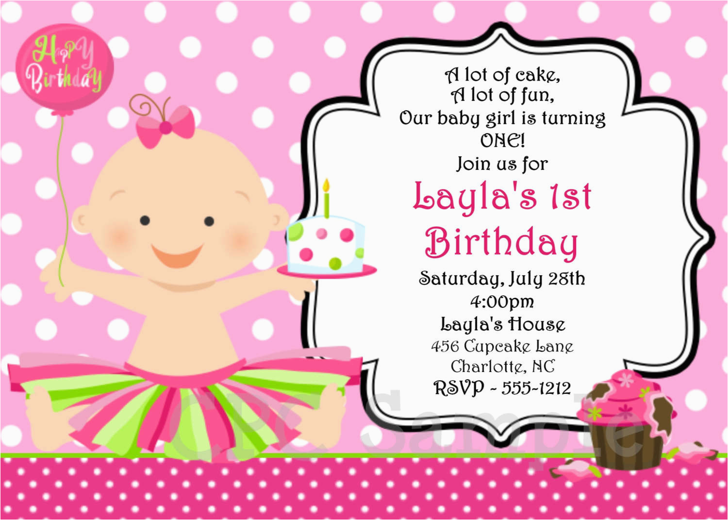 create birthday invitations free download images for inspiration