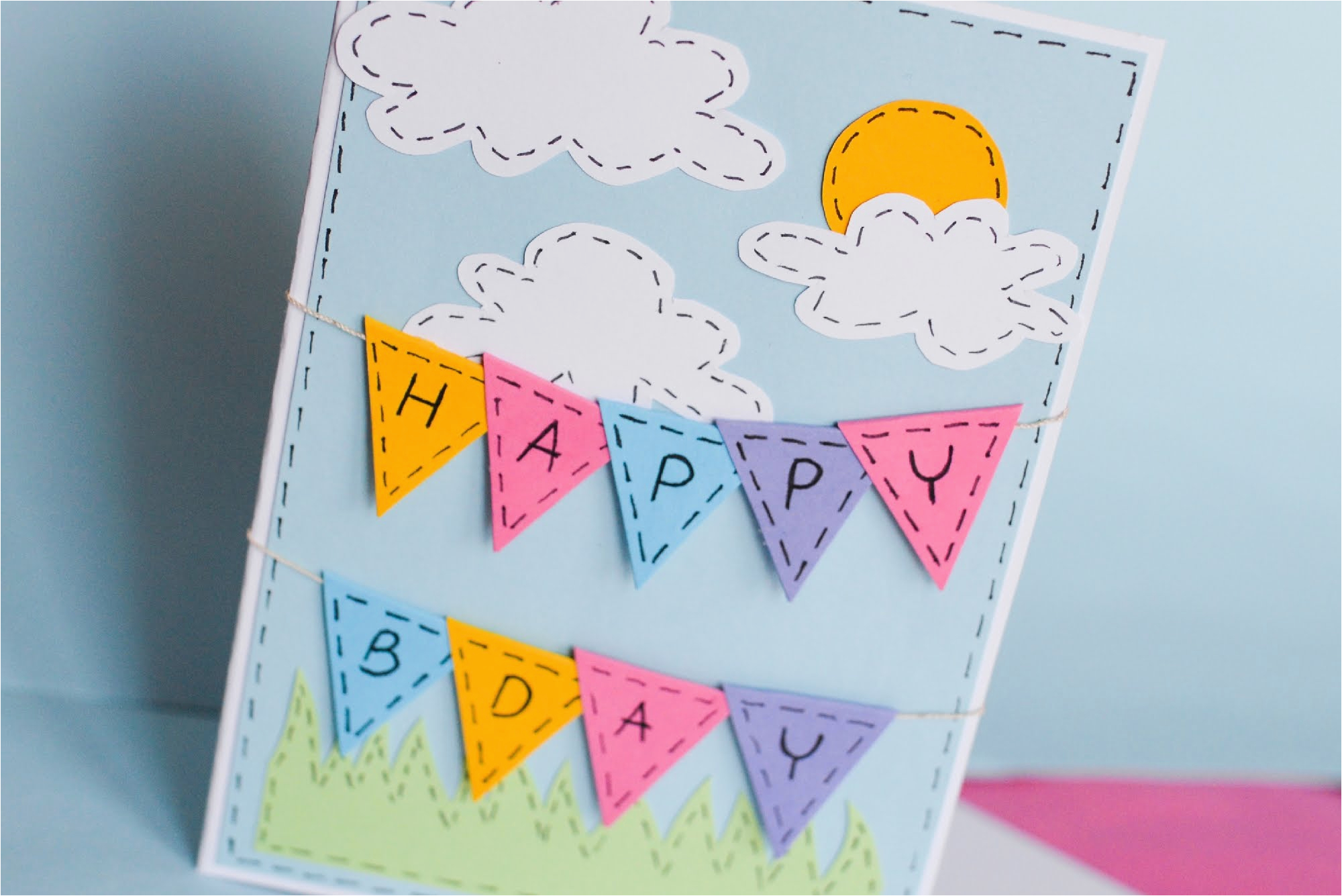 greeting card how to make business letter template