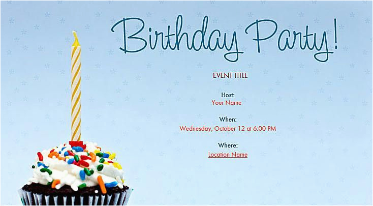 Create Birthday Invite Online Easy And Lovely Invitations