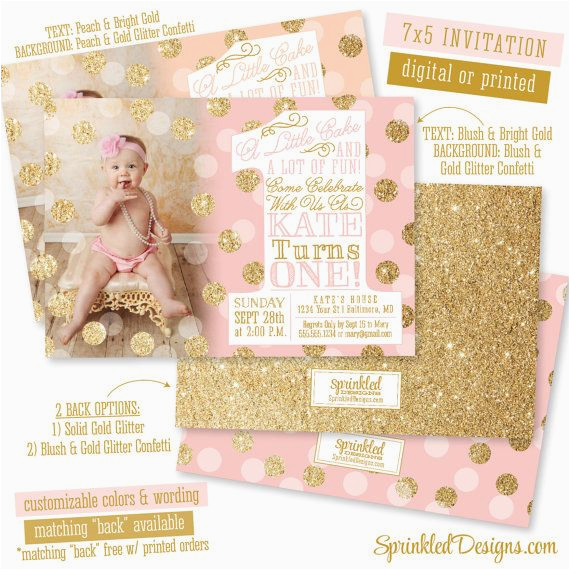 Create First Birthday Invitations Online Free 1 Year Old Invitation Templates Best Happy