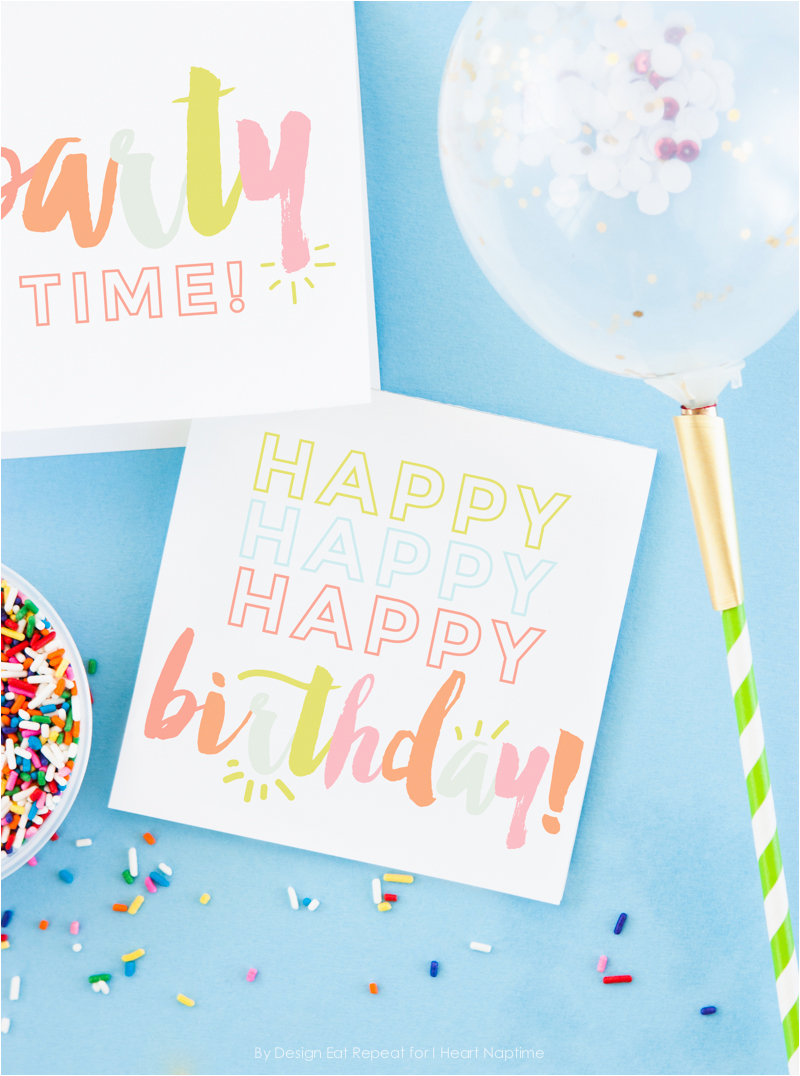 Create Free Birthday Cards Online To Print Printables Eighteen25
