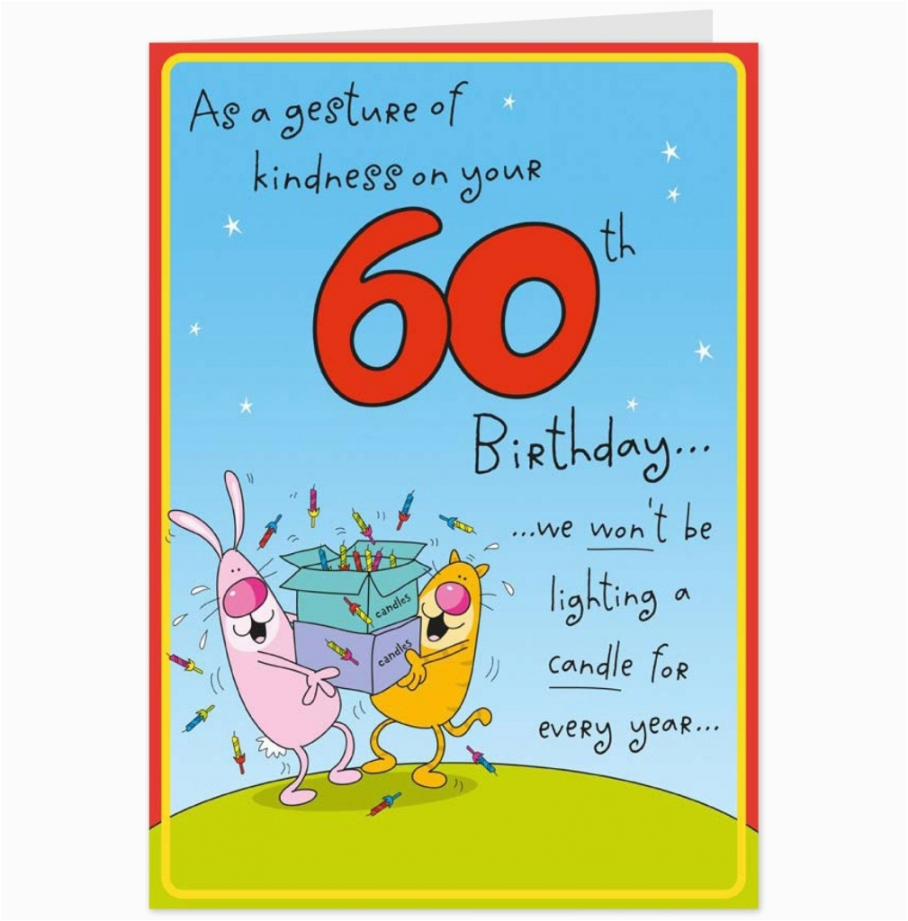 60th birthday card quotes