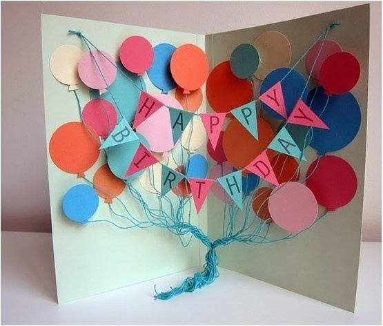 how to make your own birthday cards
