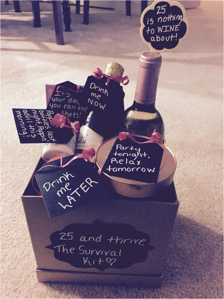 Creative 21st Birthday Gift Ideas For Her Best 25 30th Presents On Pinterest