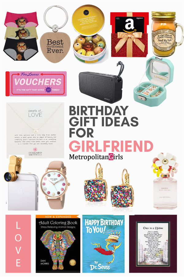 Creative 21st Birthday Gift Ideas For Her Girlfriend