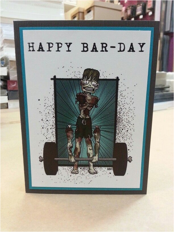 crossfit inspired birthday card for my husband cards i