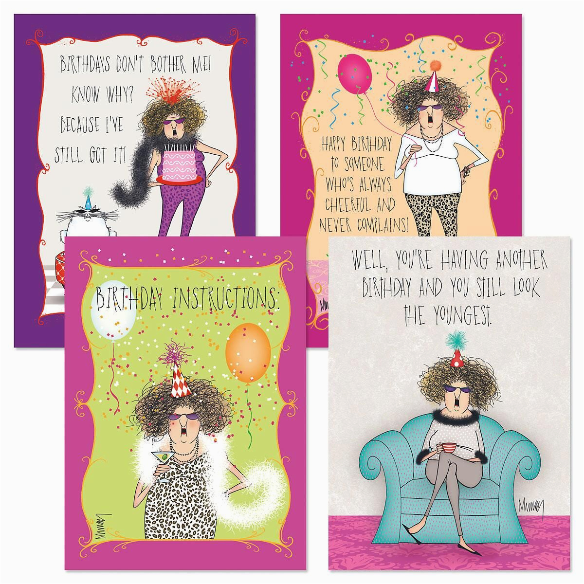 birthday girls birthday cards current catalog