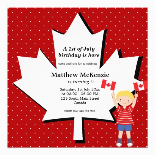 canadian boy cards photocards invitations more