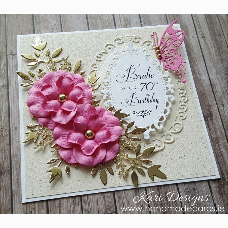Custom Made Birthday Cards Online Handmade Card