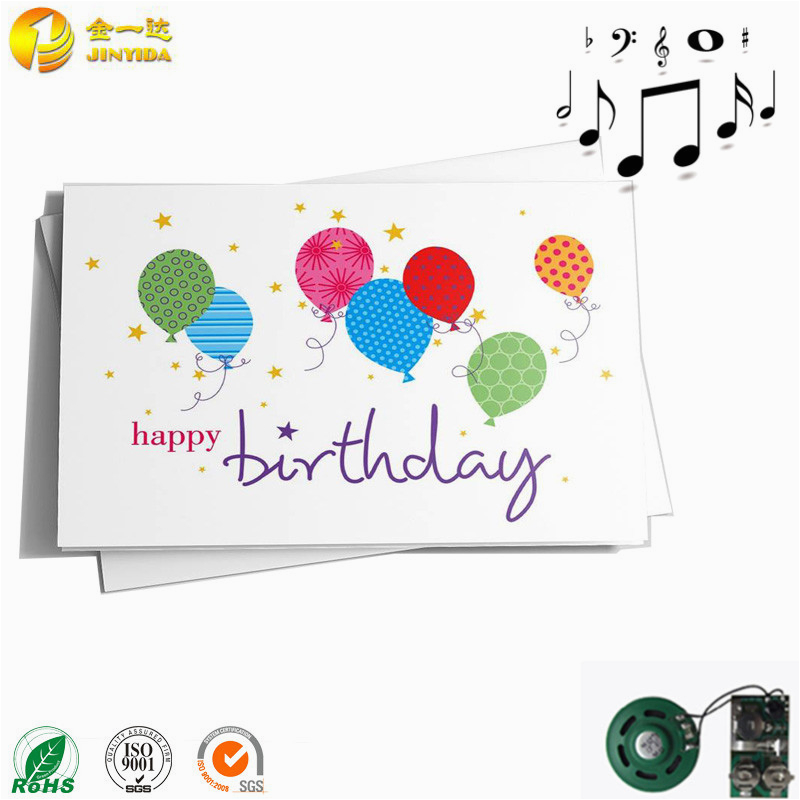 custom electronic birthday sound file singing 60486948100