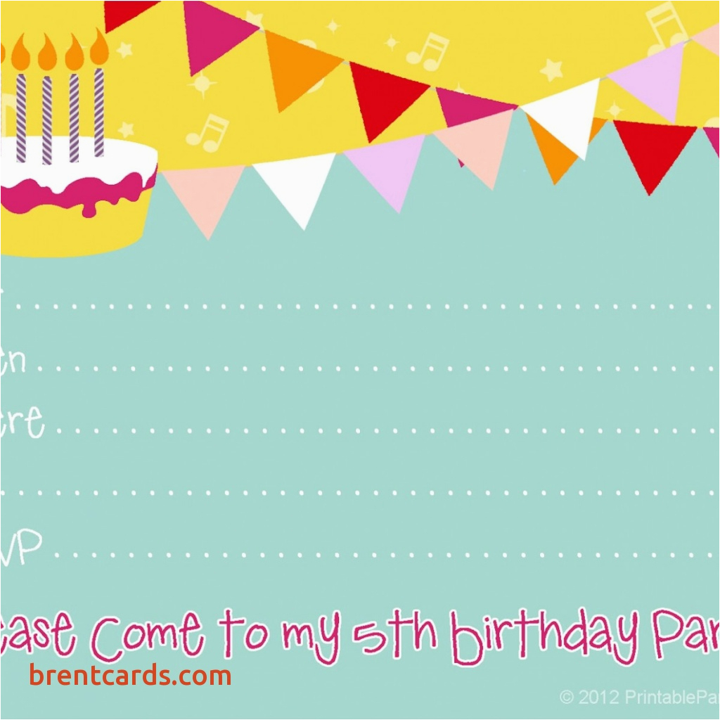 Custom Birthday Cards Printable