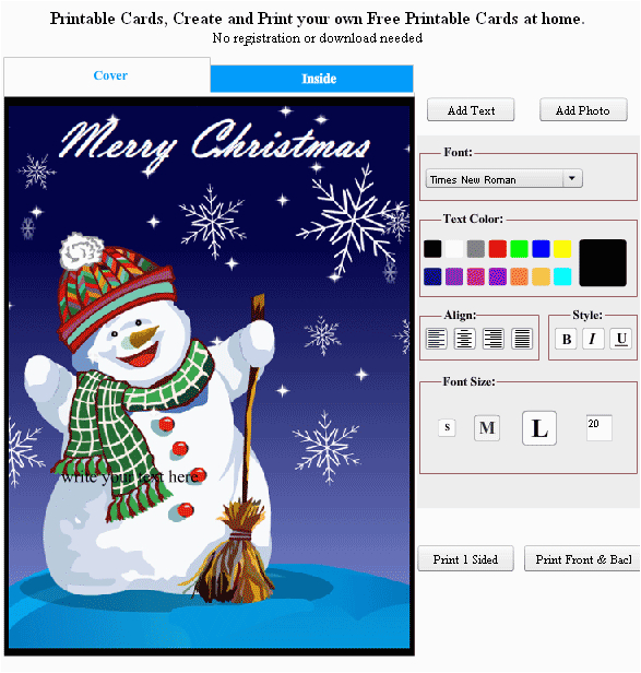 Customized Birthday Cards Free Printable Make Your Own Card Online Xcombear