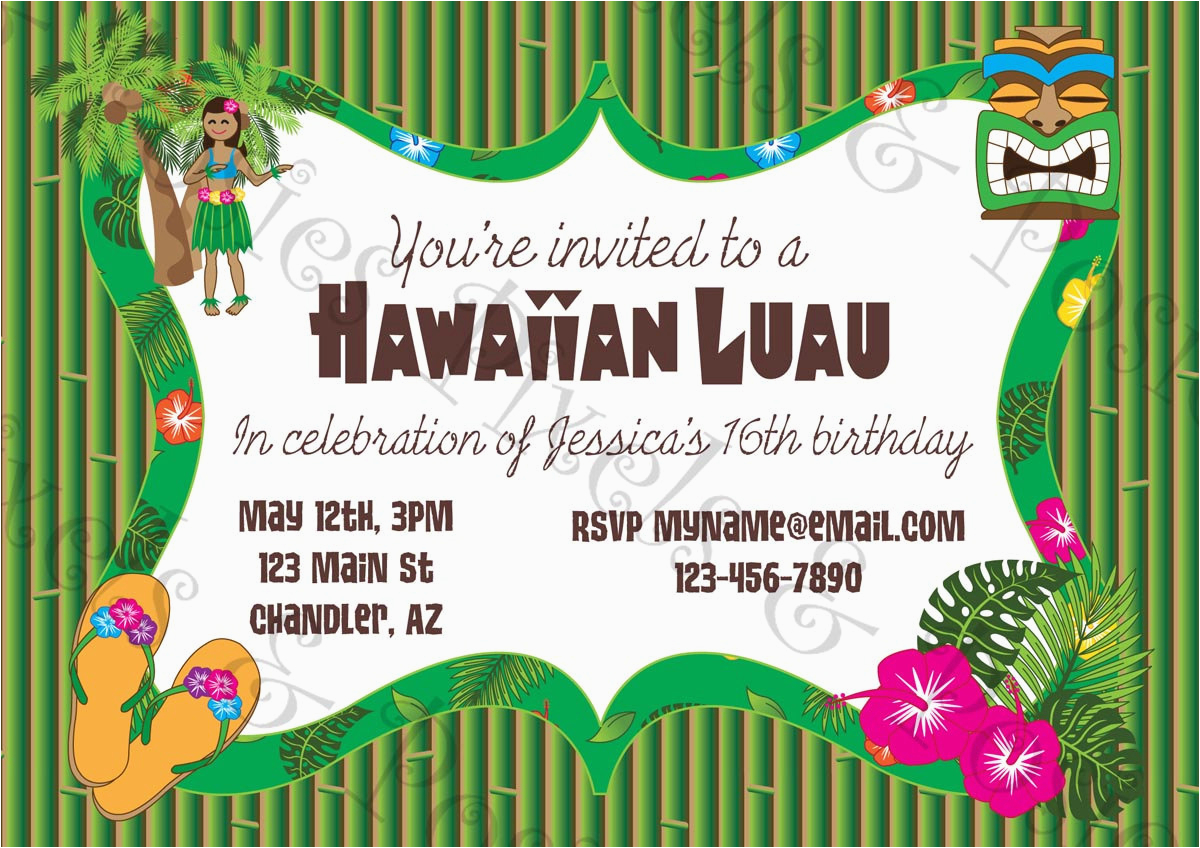 Customized Birthday Invitations Online Custom Printable Party Invitation Print Your Own Invite