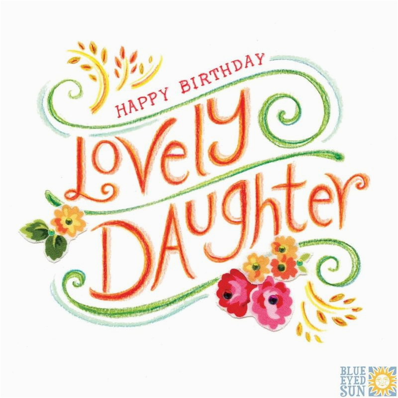 Daughter Birthday Cards Online For Female Relations