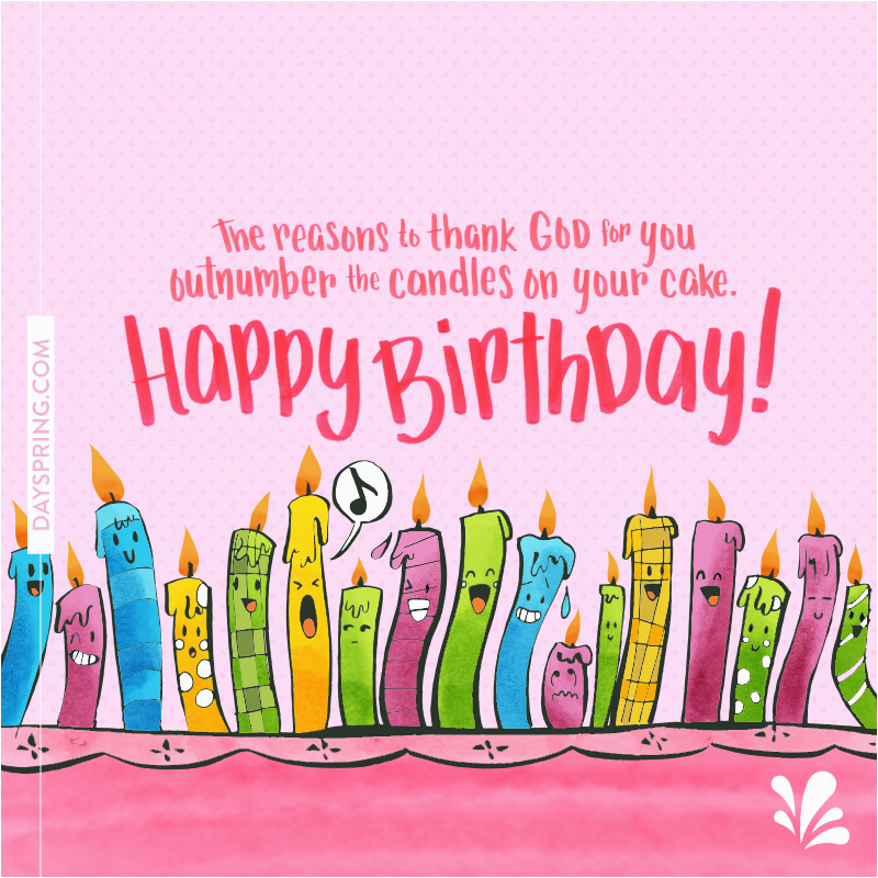 Dayspring Online Birthday Card Ecards