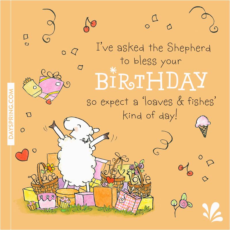 Dayspring Online Birthday Card Ecards