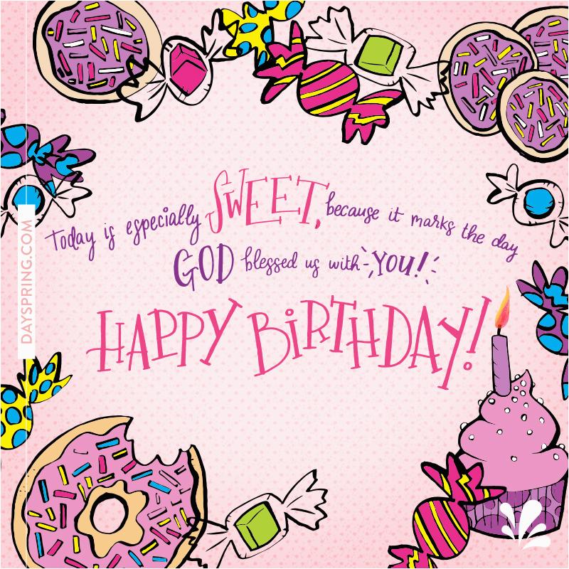 Dayspring Online Birthday Card Birthday Ecards Dayspring