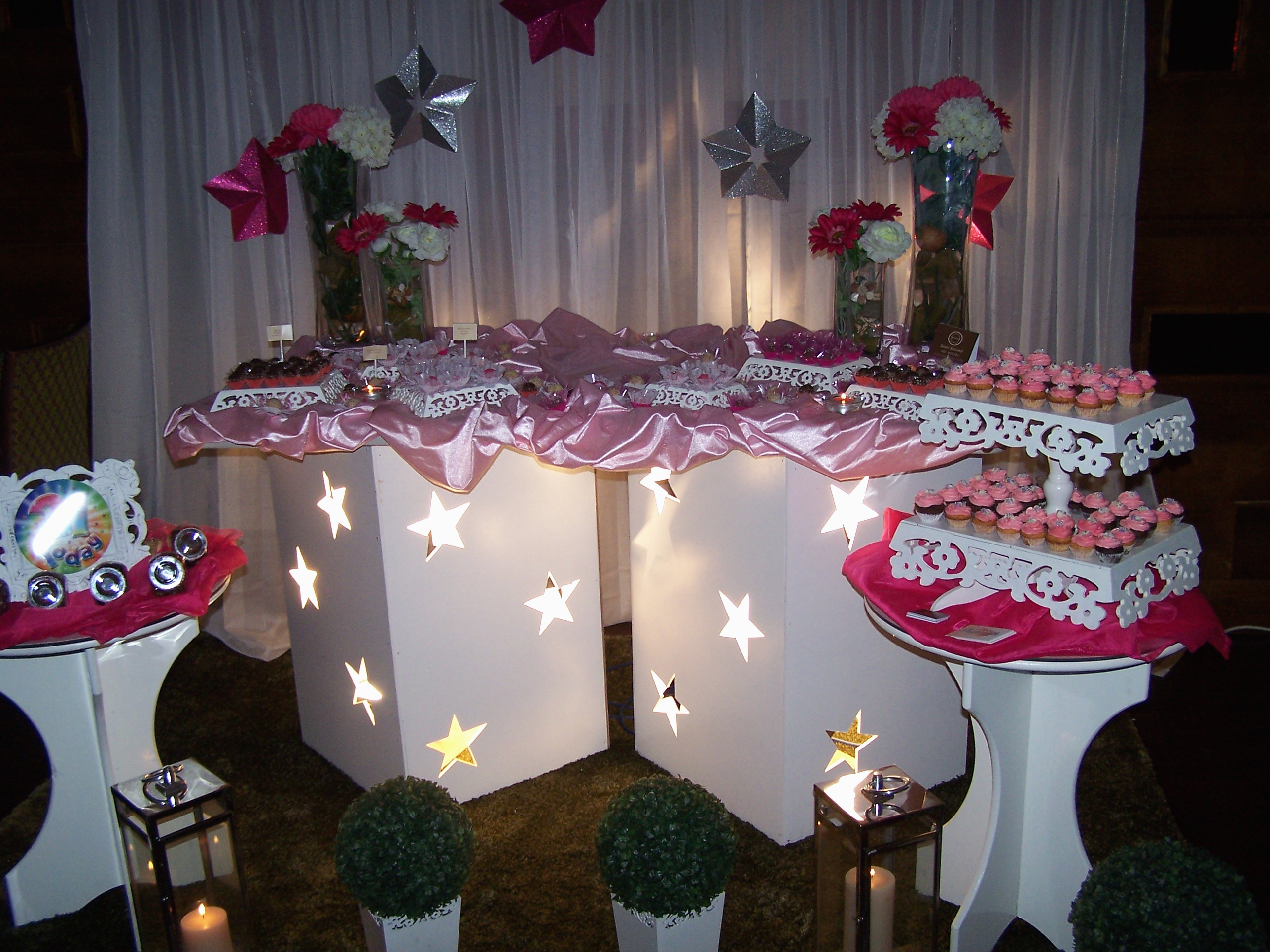 21st decoration ideas