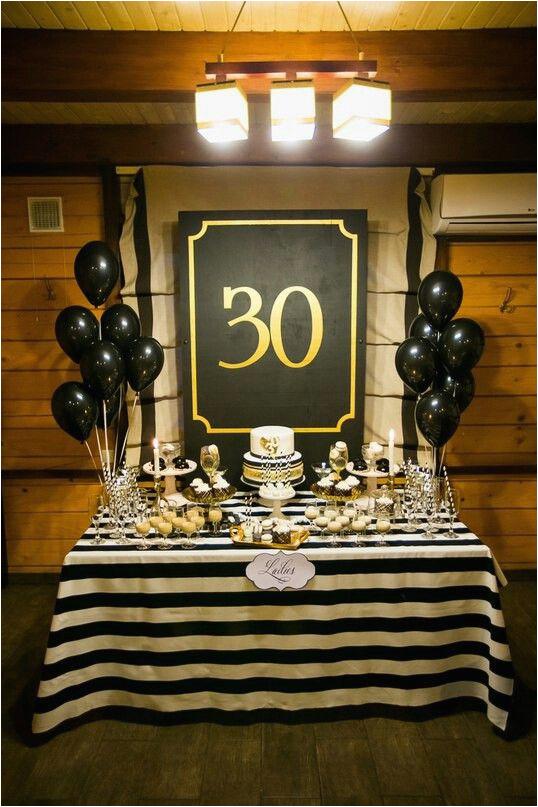 30th girls birthday party ideas