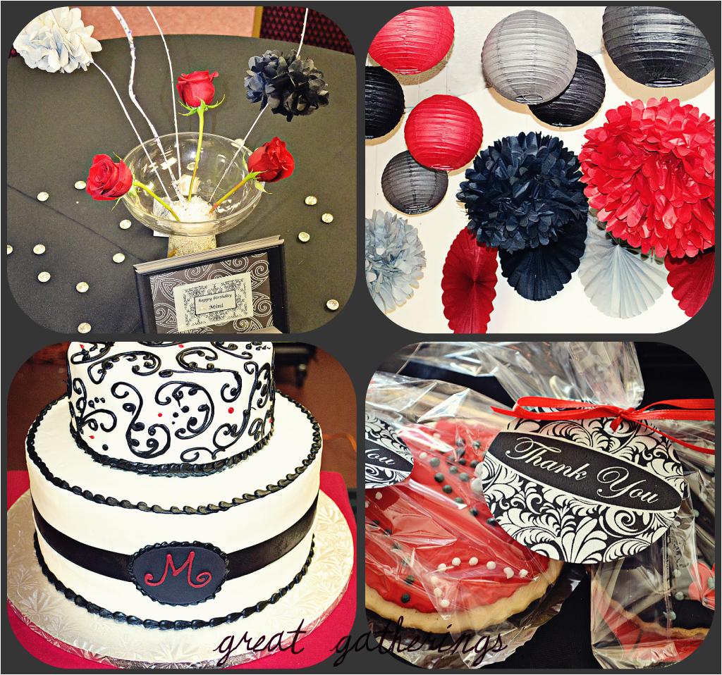 Decorating Ideas for 30th Birthday Party | BirthdayBuzz