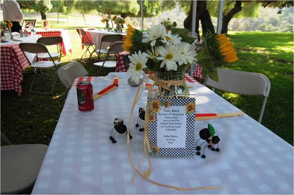 Decorating Ideas For 70th Birthday Party The Precious Mom Tedxumkc