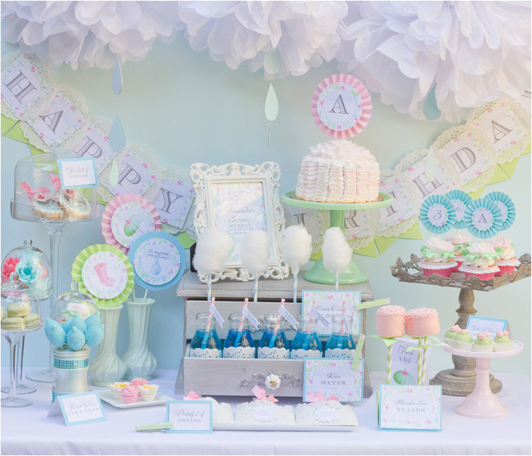 decorations for baby shower ideas