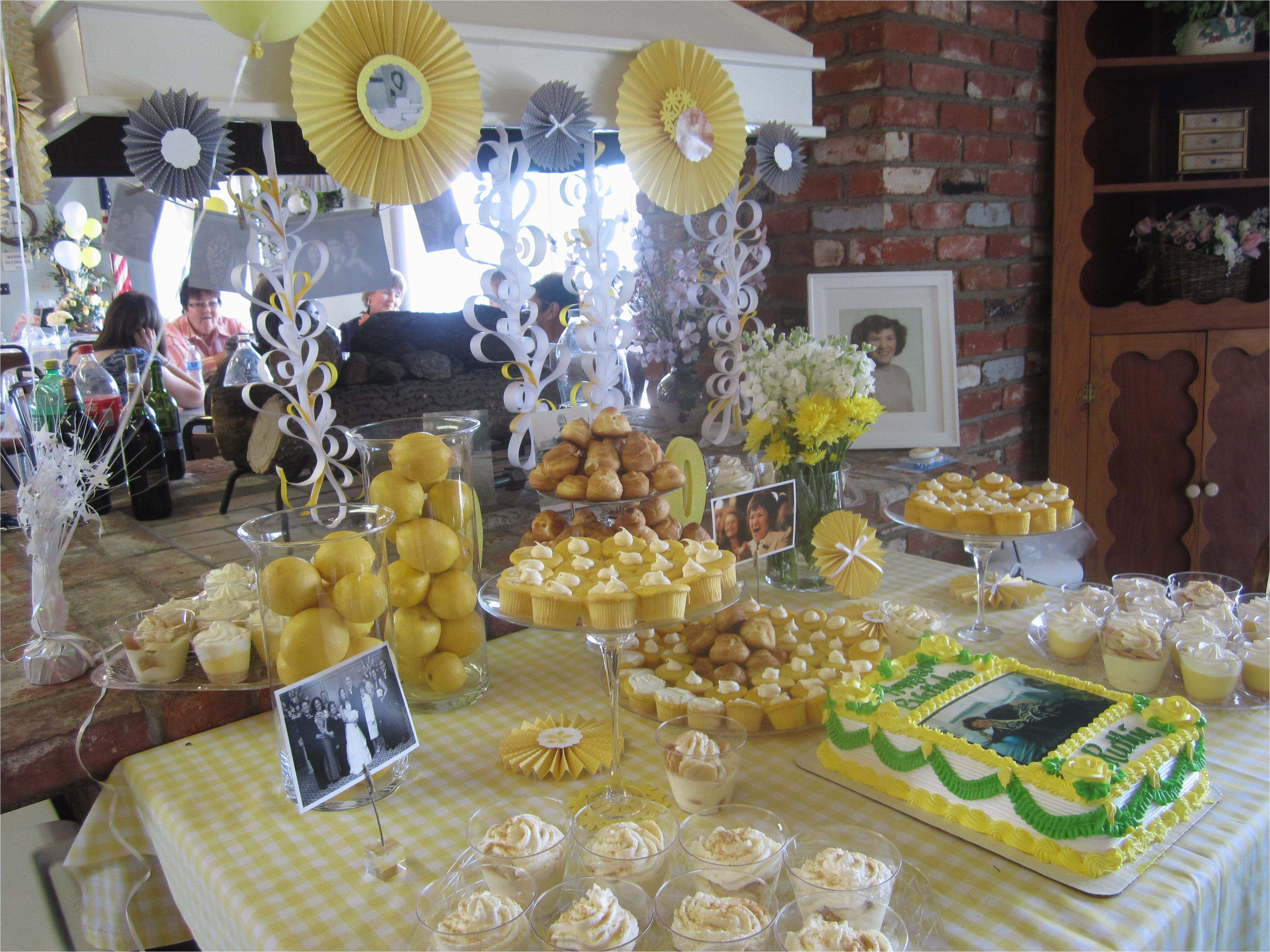 Memorable 80th Birthday Party Ideas