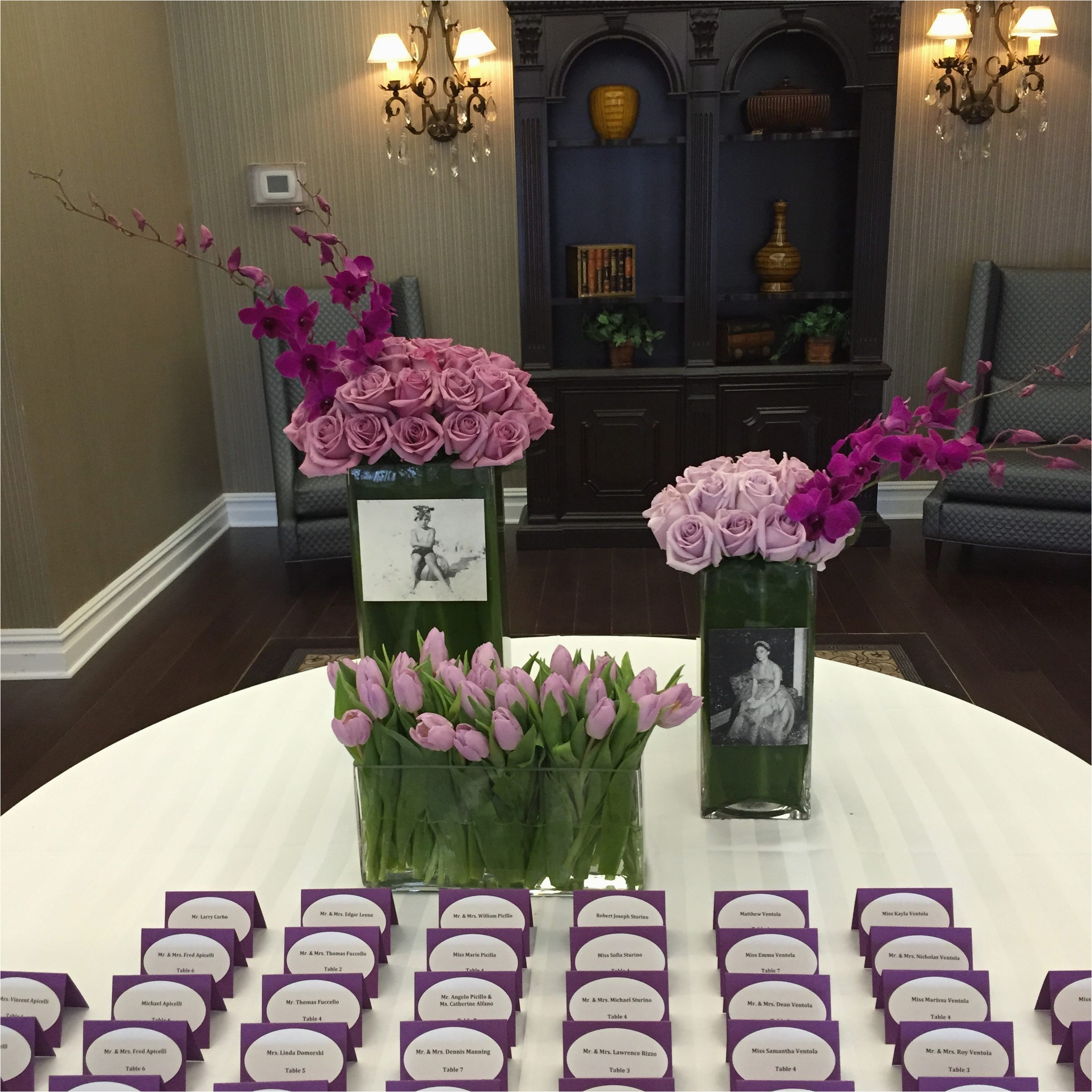 Decoration For 80th Birthday Party 35 Memorable Ideas Table Decorating