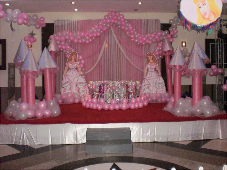 amazing princess party decoration ideas