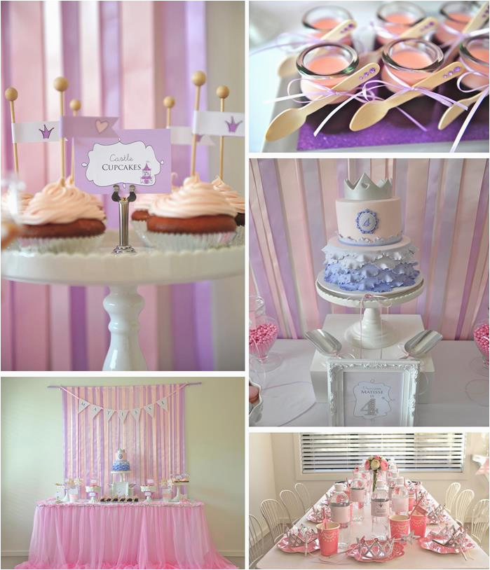 cute princess party decoration ideas