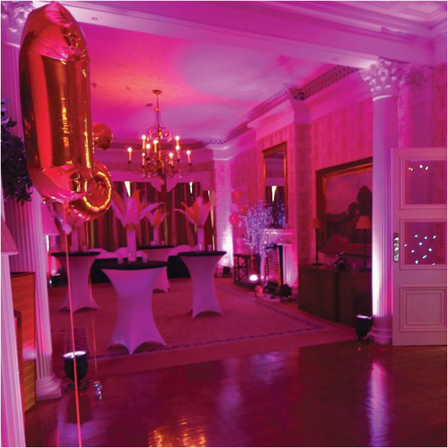 Decorations For 16th Birthday Party Ideas By Mgn Events Sweet 16
