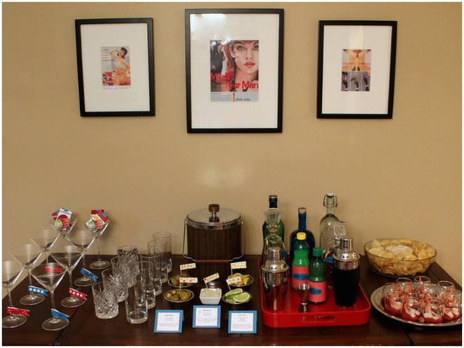 Decorations For 30th Birthday Party Ideas Amc 39 S Mad Men Inspired Pizzazzerie