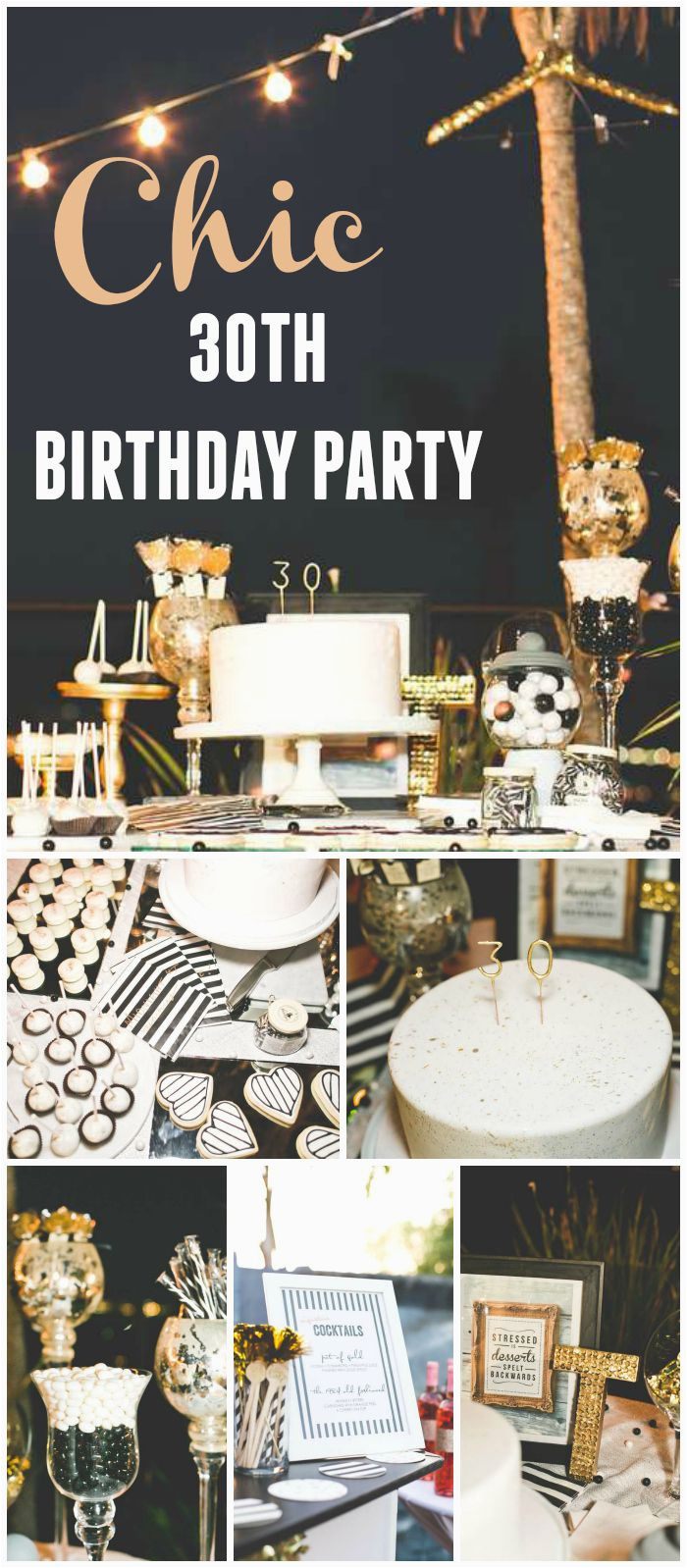 Decorations for 30th Birthday Party Ideas Best 25 30th Birthday themes Ideas On Pinterest 21st