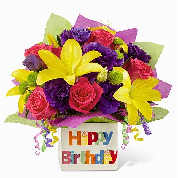Deliver Birthday Flowers Same Day And Gift Delivery