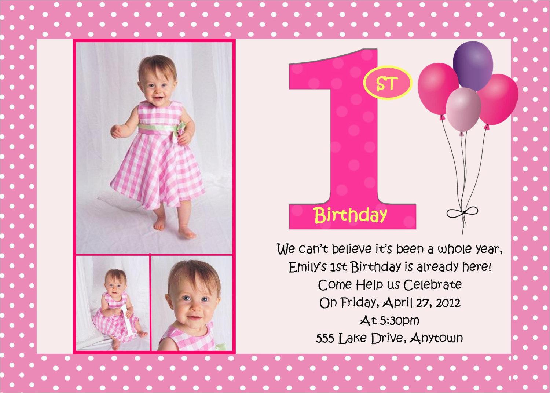 Design 1st Birthday Invitations Free Invitation Background Designs Blank Picture