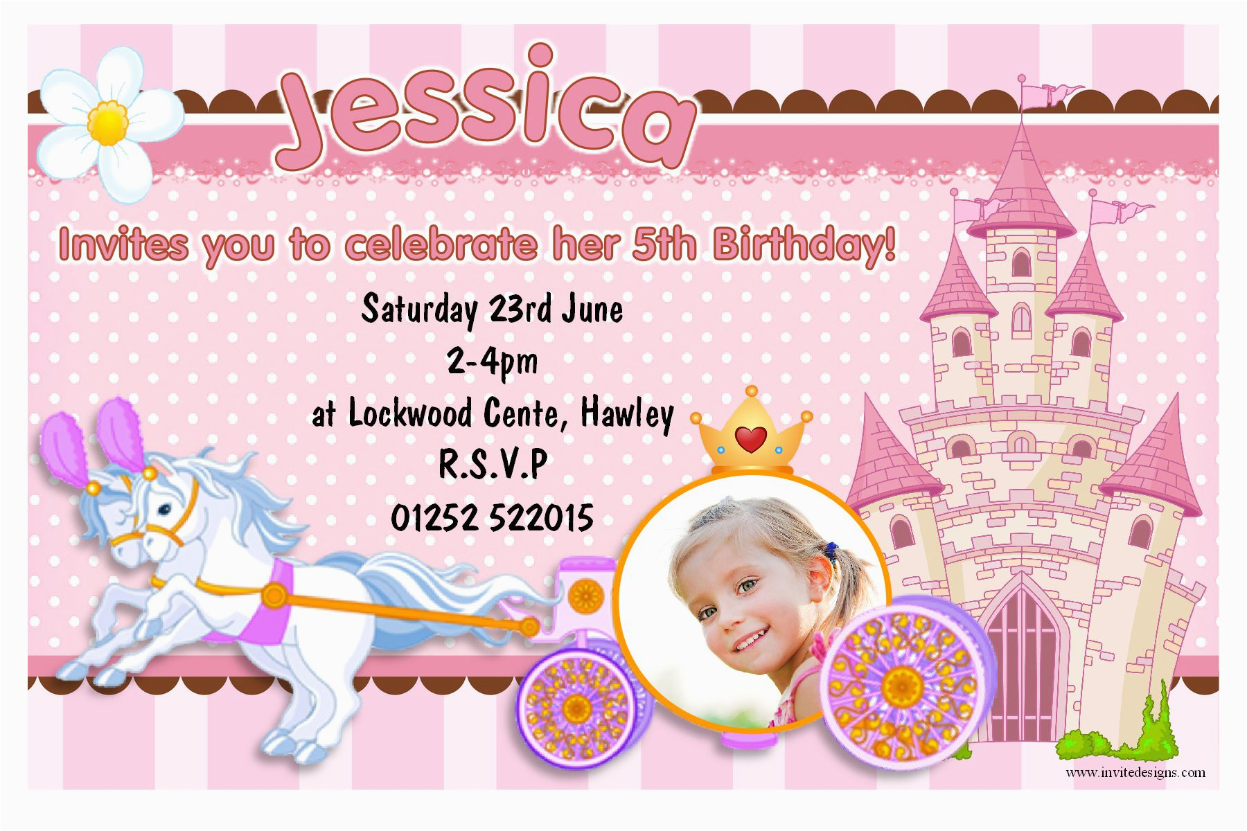 Design Birthday Invites Online Free