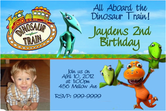 Dinosaur Train Birthday Invitations Free 17 Best Images About Dino On Pinterest