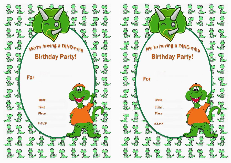 Dinosaurs Birthday Invitations Printable 19 Roaring Dinosaur Kitty Baby Love